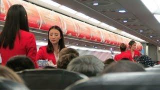 Cambodia to Bangkok with Air Asia [Cheap Flight!]
