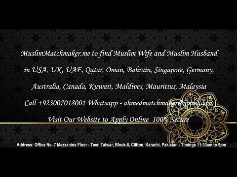 Matchmaking in Islamabad