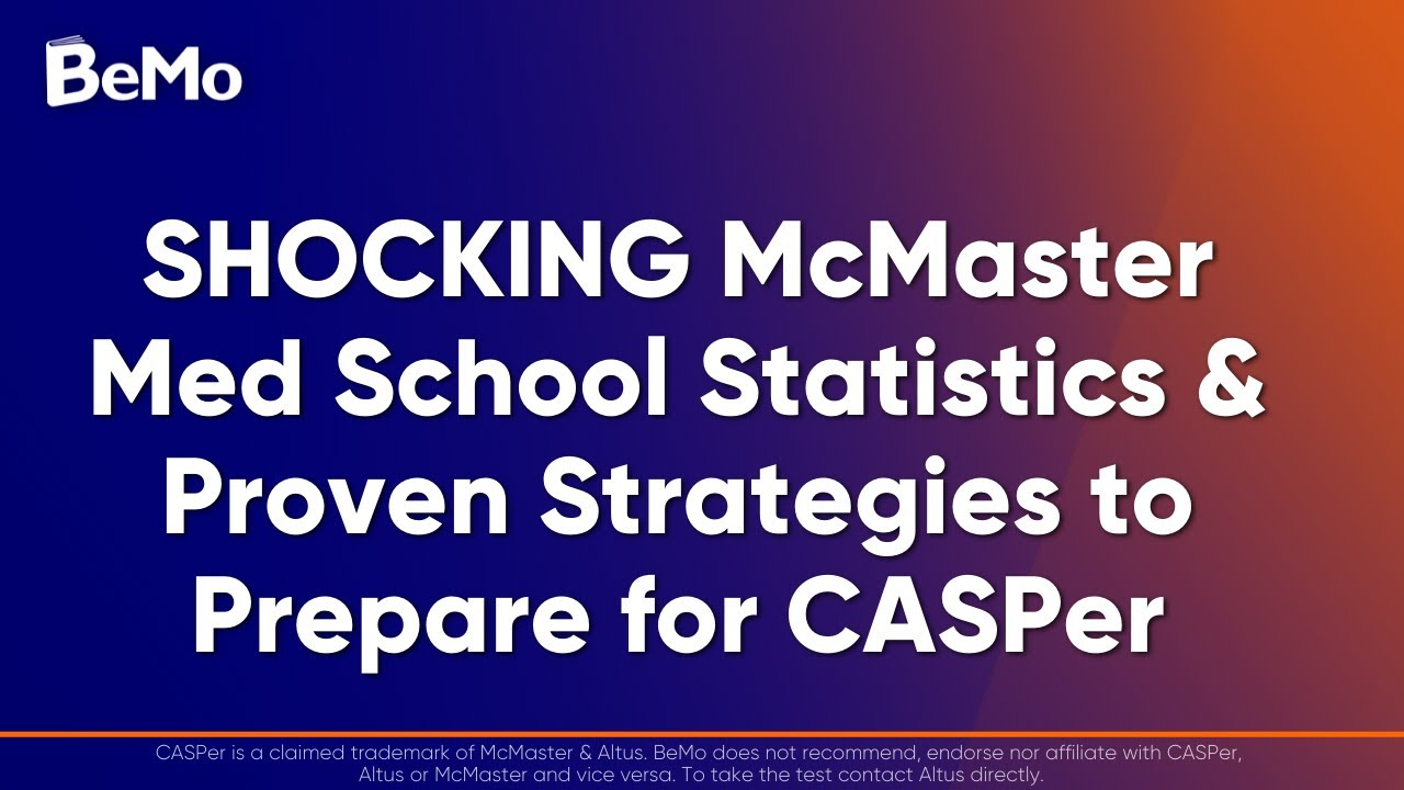 Sample CASPer® Questions - Prep for CASPer Test