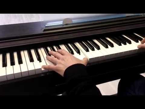 Ленинград Вояж (Leningrad Voyage) | Как играть на фортепиано (НОТЫ) | КАВЕР НА ПИАНИНО
