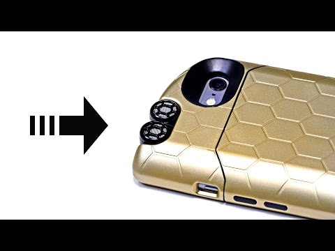 What's Hidden Inside This iPhone Case?