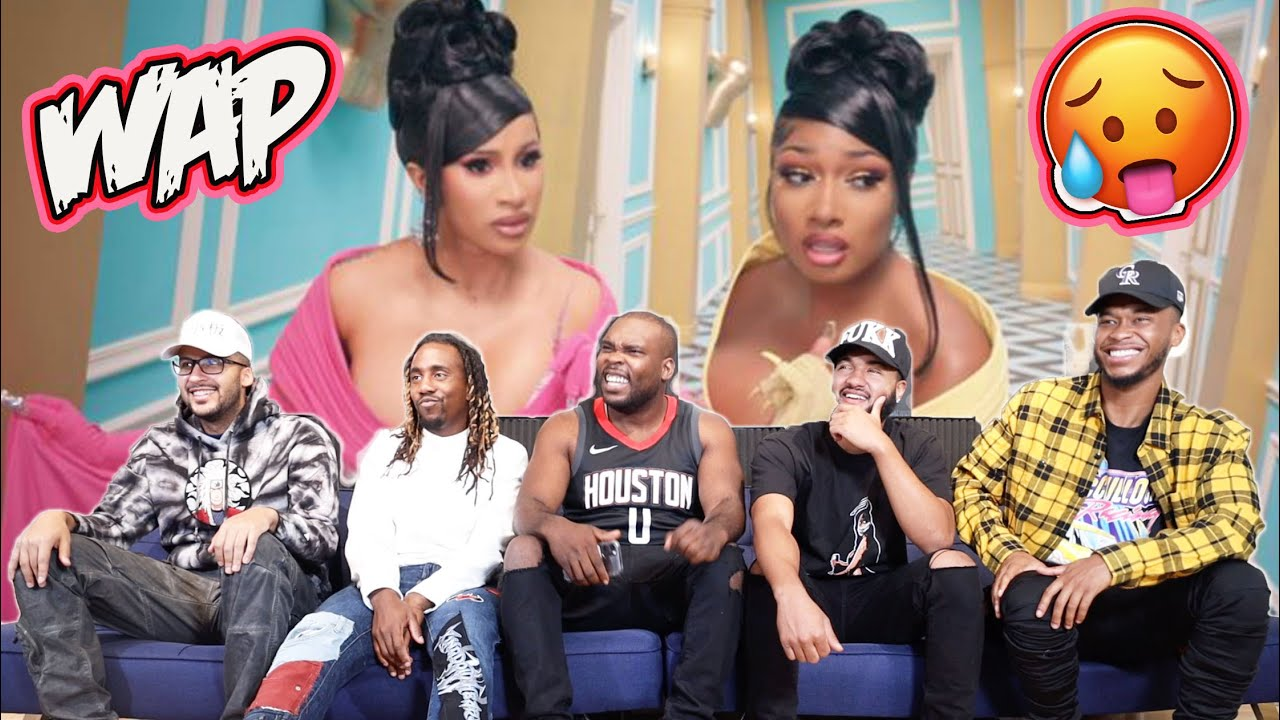 Download Cardi B - Wap Feat Megan Thee Stallion (Official Music Video) Reaction/Review!