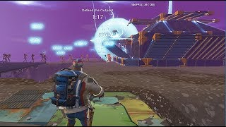 SOLO WARGAMES WITHOUT WEAPONS OR TRAPS + AFK TRICK Fortnite Save the World