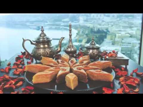 Video: National cuisine of Azerbaijan