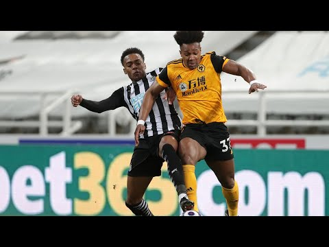 MATCH CAM 🎥 Newcastle United 1 Wolves 1 | Premier League Highlights