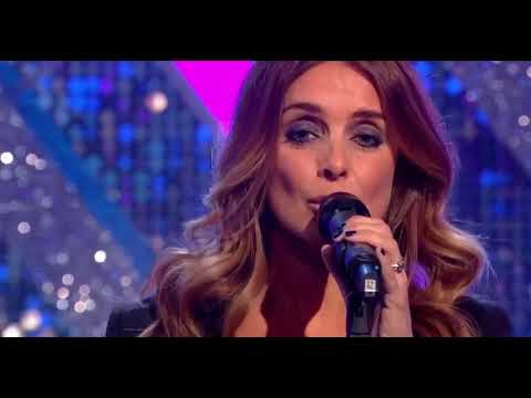 Louise Redknapp 2 Faced It Takes Two 2017