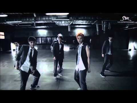 "Real Ghost Caught On Tape In Exo ""Growl"" MV"