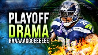 Madden 15 Ultimate Team - Playoff DRAMA! Peyton Manning Should Be ILLEGAL! MUT 15 PS4