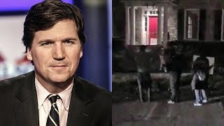 Tucker Carlson THREATENED By Angry Protestors At His Home