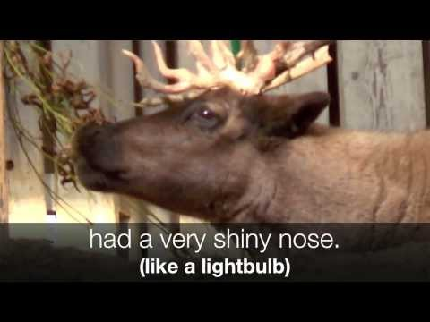 RUDOLPH the Red-Nosed Reindeer  (Children's Christmas Song) Lyrics