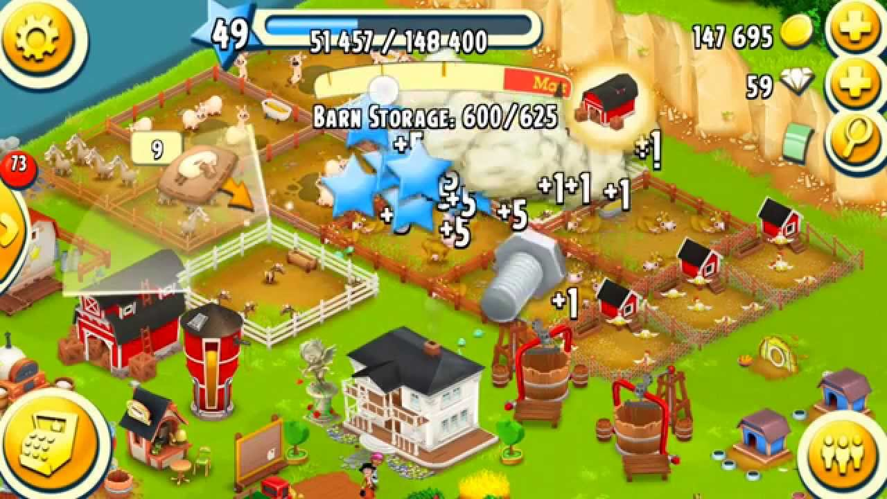 how to play hay day on facebook
