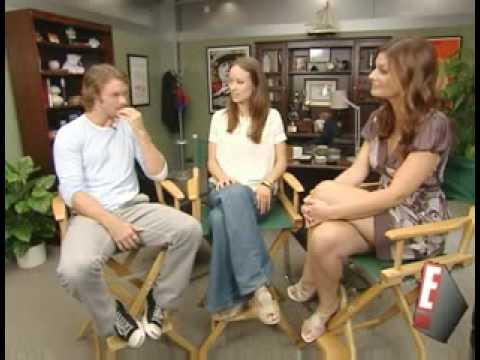 Olivia Wilde & Jesse Spencer - EOnline interview 2008