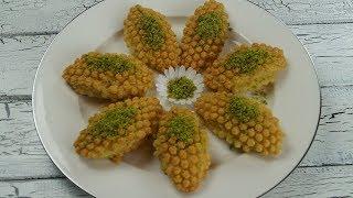 Kalburabasti Tarifi (Türkische Süßspeise)