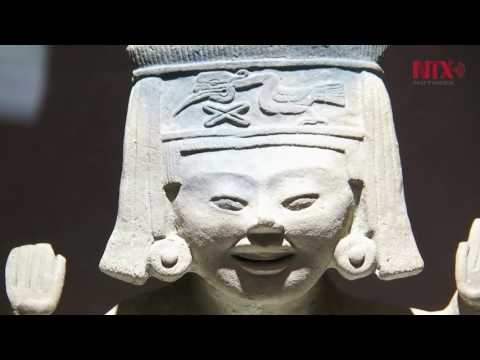 Presenta México misteriosas figuras prehispánicas en Rio de Janeiro