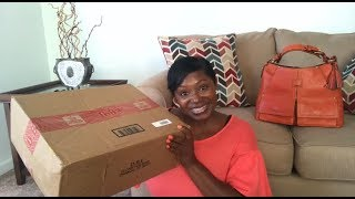 Dooney & Bourke -  Unbox w/me (Never Say Never #5)