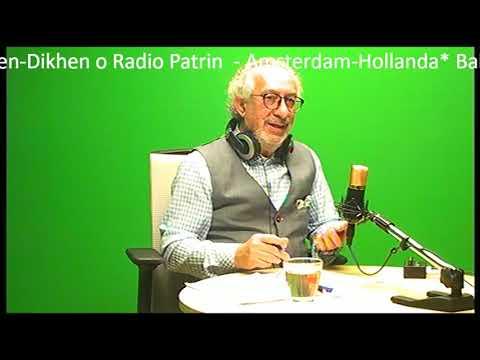 Radio Patrin Live Broadcast 2018-01-07