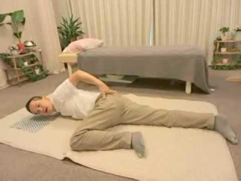 骨盤・股関節の体操ストレッチさかい快福整体堂