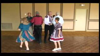 Video Square Dance Lessons - Plus Lesson #6