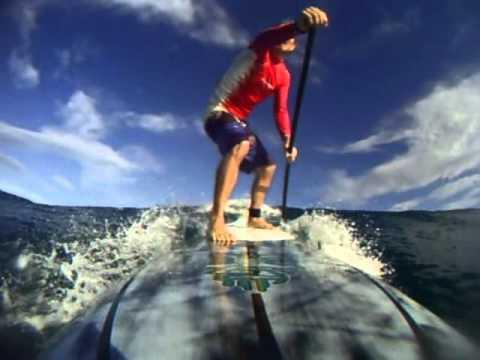 Maui SUP Starboard GUN 10'3, Kuau dec 2010