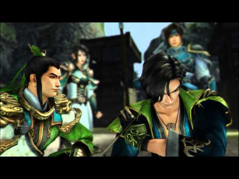 Dynasty Warriors 8 Extreme Legends - Shu Kingdom - All Event cutscenes