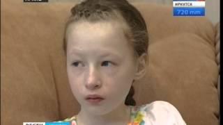 """Девочке из Иркутска успешно трансплантировали сердце в Индии, """"Вести-Иркутск"""""""