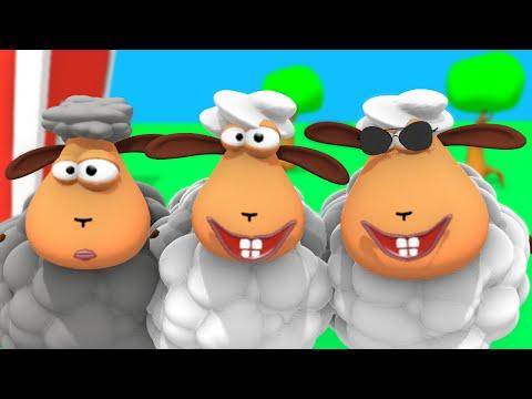 Bæ bæ lille lam og flere sanger - Barnesanger for barn og de minste Tinyschool Norsk