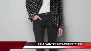 FIRST LOOK, FALL WINTER 2012 2013 ZARA COLLECTION, A FASHIONWORKSTV SUGGESTIONS Thumbnail