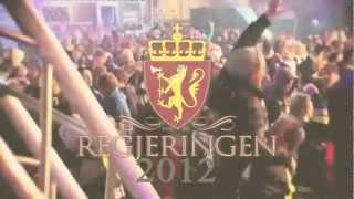 Morgan Sulele - Regjeringen 2012 Feat J. Heart