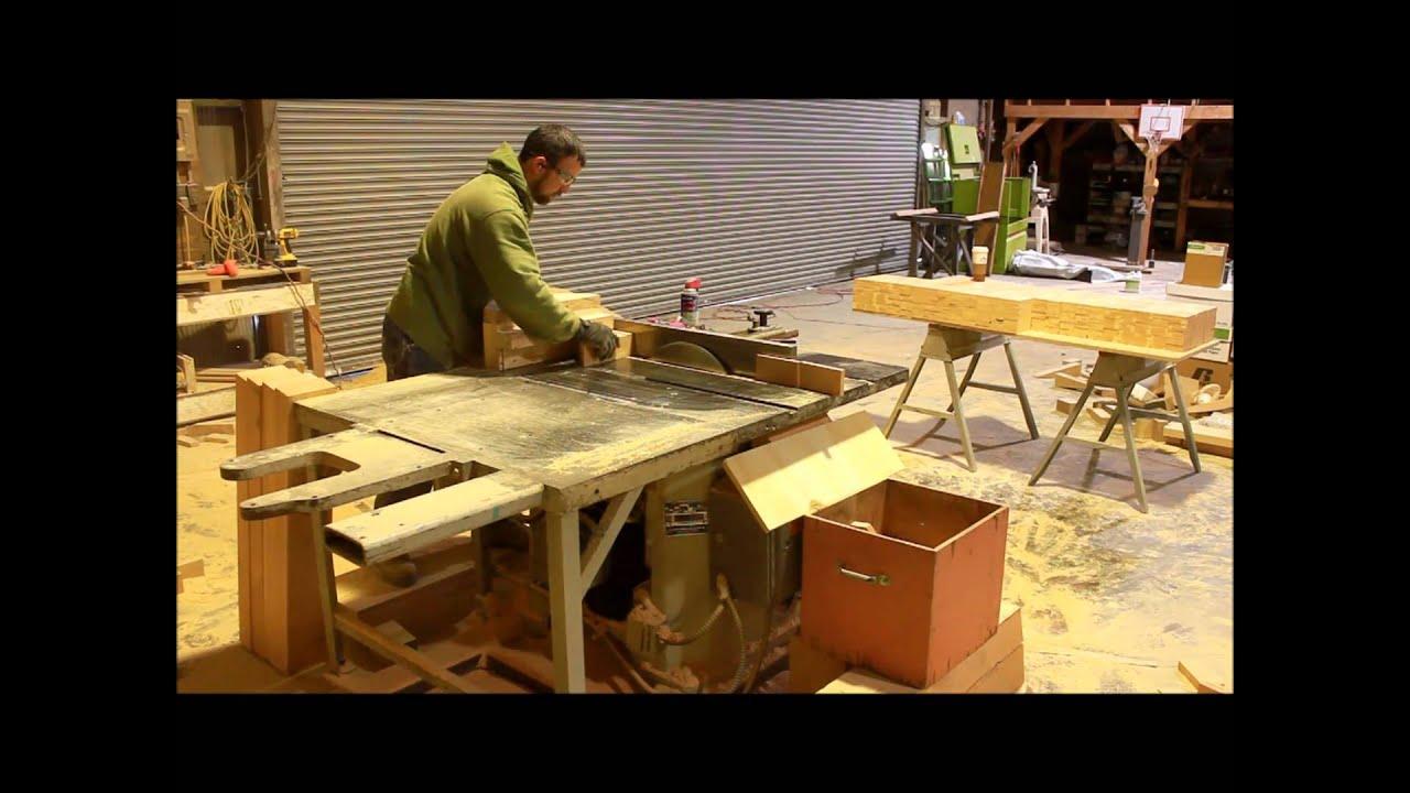 How to make wooden flooring - Parquet Flooring High Rep Workout