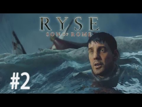 "RYSE: Son Of Rome - ""EL NAUFRAGIO!!"" 