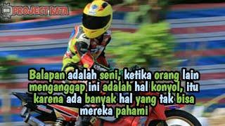 Story wa Kumpulan Quotes Kekinian Buat Anak Racing Cocok Buat Story wa