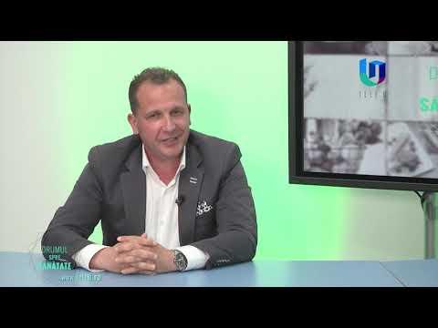 TeleU: Serban Talpos la Drumul spre Sanatate