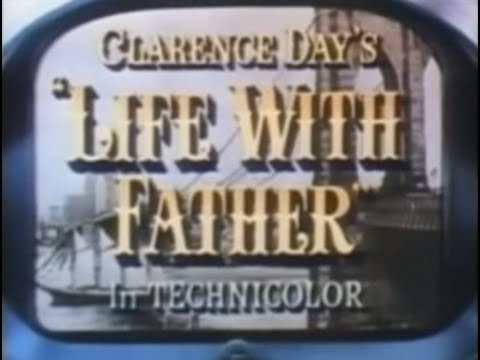 Life With Father (1947) [Comedy]