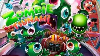 Zombie Tsunami #8 Игровой мультик для детей про зомби, веселый детский мультик игра для малышей