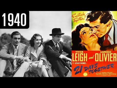 21 Days  Full Movie  GOOD QUALITY 1940