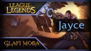 Гайд Джейс Лига Легенд Guide Jayce League of Legends ЛоЛ Гайд Джейс
