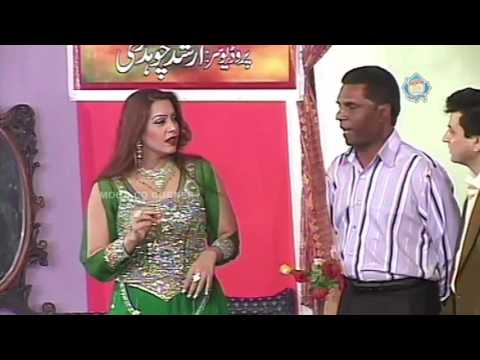 Tariq Teddy Pakistani Comedy Drama Clips