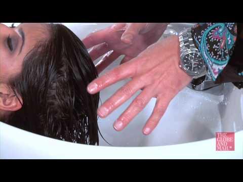 Hair Basics - Proper shampoo technique