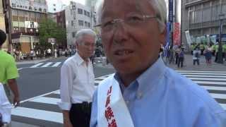 【ジェリー凸】兵庫県井戸知事の不敬!天皇陛下と金正日を同類視する