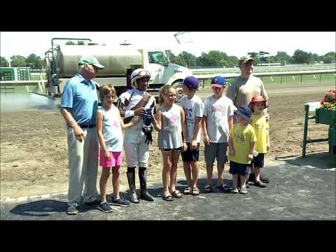 video thumbnail for MONMOUTH PARK 8-17-19 RACE 2