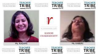 #Inconversation with Ms. Kaberi Chakraborty