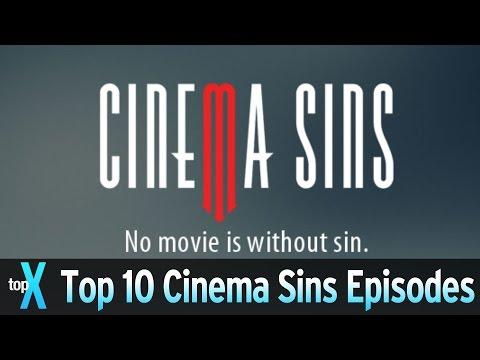 Top 10 YouTube CinemaSins Videos - TopX