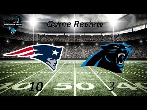 PNP:  Preseason Week 3 Game Review, Cam Injury, 53 Man Roster Projection!