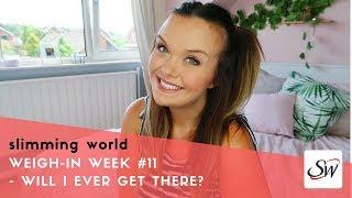 SLIMMING WORLD WEIGHT LOSS JOURNEY - WEEK #12 - FEELING USELESS