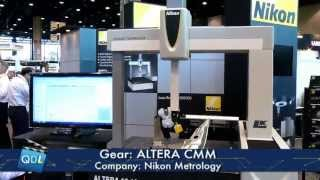 nikon s altera cmm with camio 8 software as seen on quality digest live september 11 2013