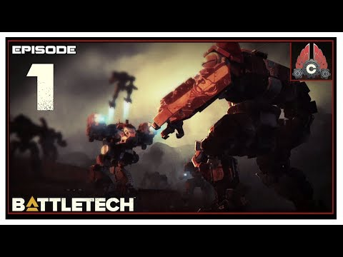 Let's Play BATTLETECH (Full Release Version) With CohhCarnage - Episode 1