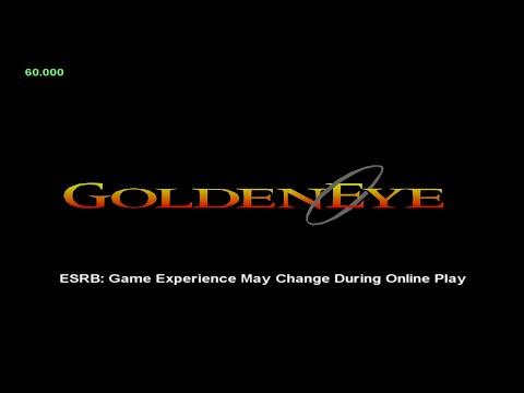 Half Hour of GoldenEye 007 XBLA Gameplay
