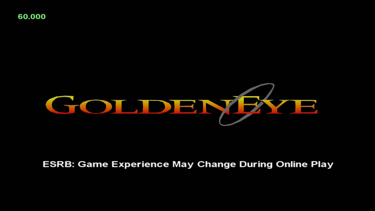 This is what Goldeneye 007 might have looked like on Xbox
