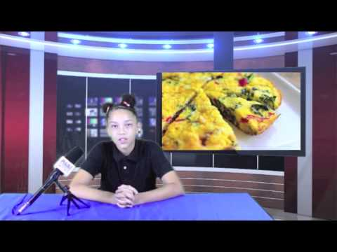 Okmulgee Middle School Morning Show Oct. 6, 2014 Episode 8