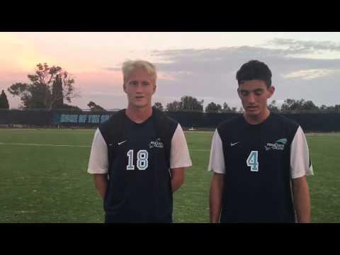MiraCosta College Beats Palomar College